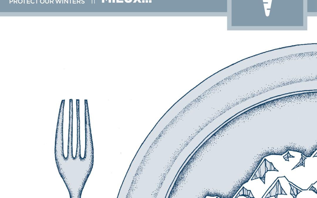 7 CONVERSIONS : #5 Manger mieux