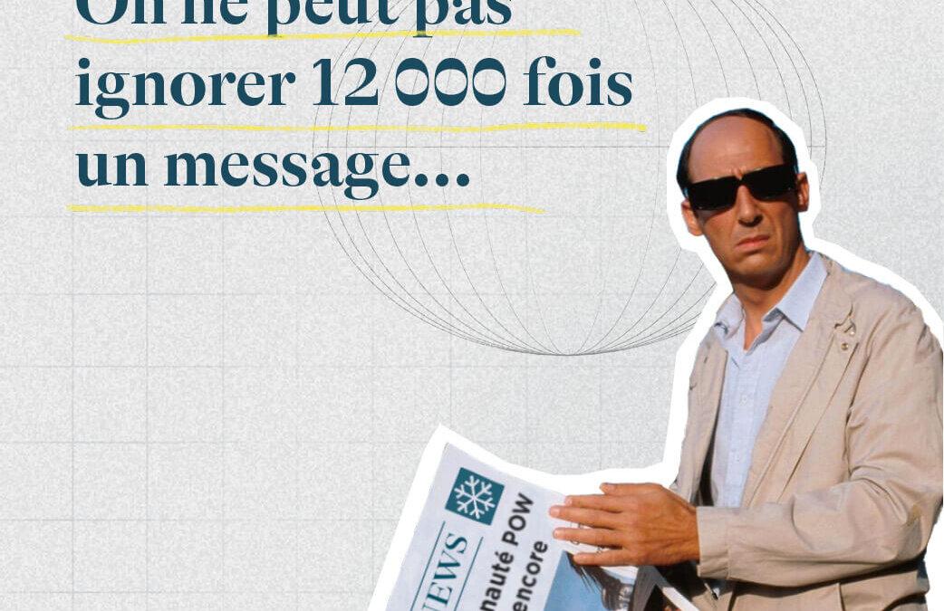 GIEC : On ne peut pas ignorer 12000 fois un message